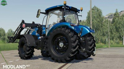 New holland T6 blue power v 1.0, 2 photo