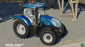 New holland T6 blue power v 1.0, 1 photo