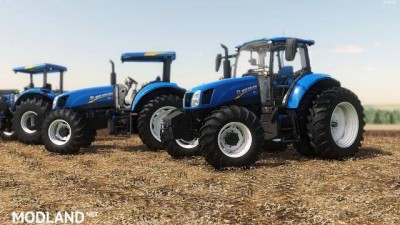 New Holland T6 BR v 1.0