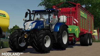 New Holland T6 Series v 1.0, 1 photo