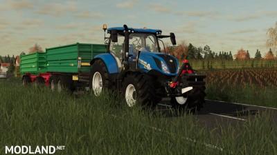 New Holland T6 v 1.0, 2 photo