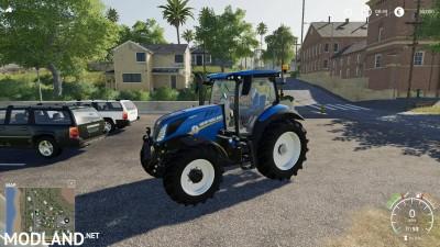 New Holland T6 v 1.0 - Direct Download image