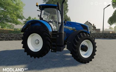 New Holland T7 series v 1.0, 2 photo