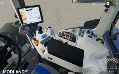 New Holland T7 series v 1.0, 4 photo