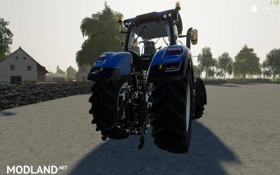 New Holland T7 series v 1.0, 8 photo