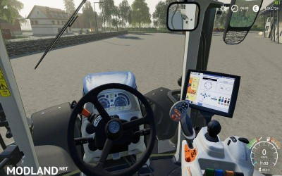 New Holland T7 series v 1.0, 9 photo