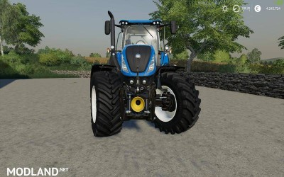 New Holland T7 series v 1.0, 1 photo