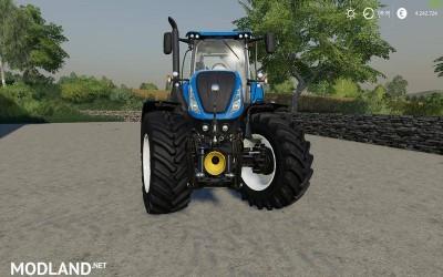 New Holland T7 series v 1.0