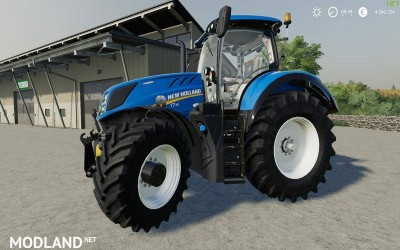New Holland T7 series v 2.0