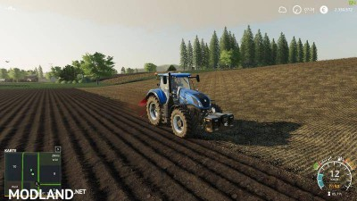 New Holland T7 series v 2.0, 2 photo