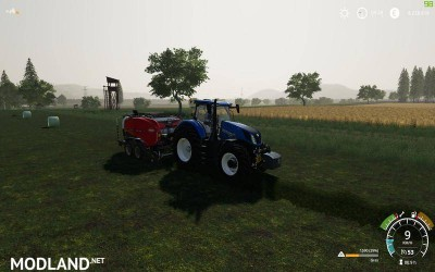 New Holland T7 series v 2.0, 1 photo
