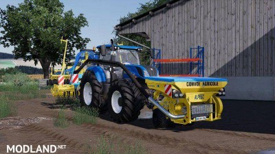NEW HOLLAND T7 SWB v 1.0, 1 photo