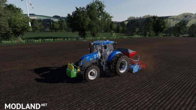 NEW HOLLAND T7/T7S v 1.0, 3 photo