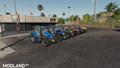 NEW HOLLAND T7/T7S v 1.0, 1 photo