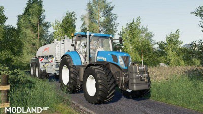 New Holland T7 update v 1.0, 2 photo