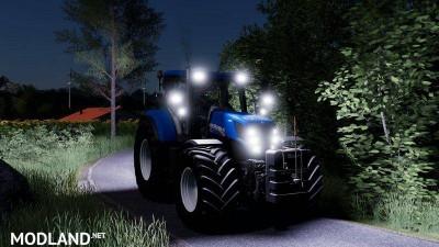 New Holland T7 update v 1.0