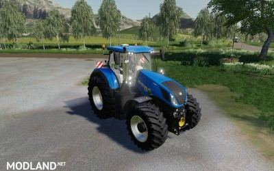 New Holland T7 v 1.0.1, 2 photo