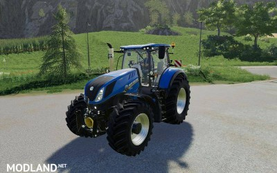 New Holland T7 v 1.0.1, 1 photo