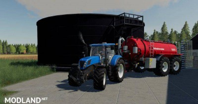 New Holland T7000 series v 1.0, 2 photo