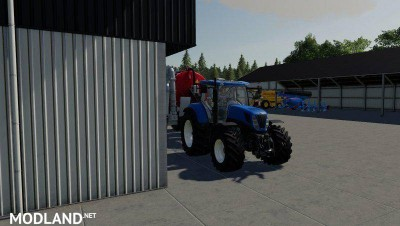 New Holland T7000 series v 1.0, 3 photo