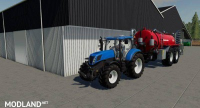 New Holland T7000 series v 1.0, 1 photo