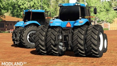 New Holland T8 BR ATT v 1.0, 1 photo