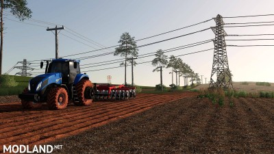 New Holland T8 BR ATT v 1.0, 3 photo