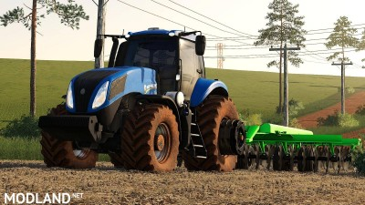 New Holland T8 BR ATT v 1.0, 2 photo