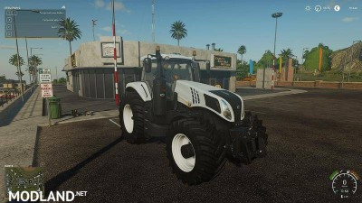New Holland T8 v 1.0
