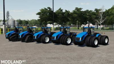 New Holland T9 US Release v1.0, 2 photo
