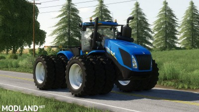 New Holland T9 US Release v1.0, 3 photo
