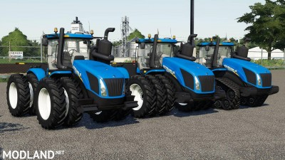 New Holland T9 US Release v1.0, 4 photo