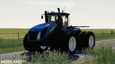 New Holland T9 US Release v1.0, 1 photo