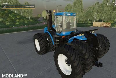 New Holland T9000 Series v 1.0, 2 photo