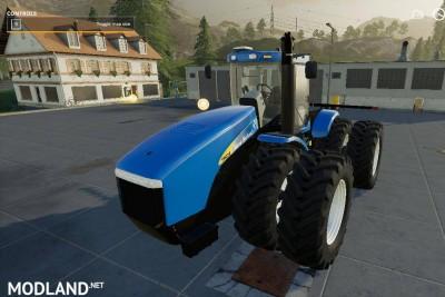 New Holland T9000 Series v 1.0, 3 photo