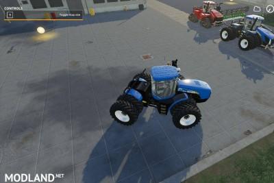 New Holland T9000 Series v 1.0, 4 photo
