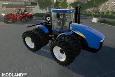 New Holland T9000 Series v 1.0, 1 photo