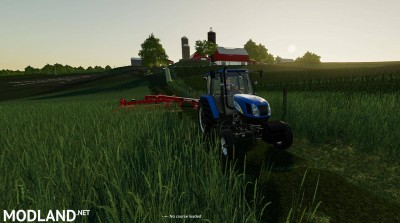 New Holland TL-A and T5000 Pack v 1.0, 2 photo