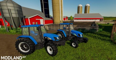 New Holland TL-A and T5000 Pack v 1.0, 3 photo