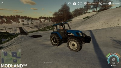 New Holland TL-A and T5000 Pack v 1.0, 5 photo