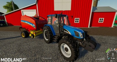 New Holland TL-A and T5000 Pack v 1.0, 1 photo