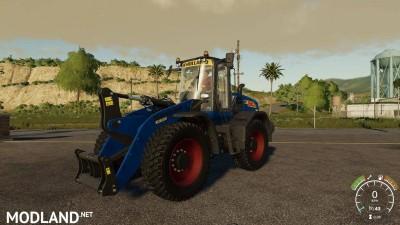 New Holland W190D v 1.0