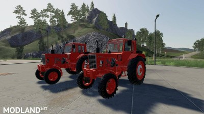 PACK MTZ-80 and 82 v 1.1