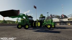 John Deere 4440/4240 40 Series v 1.1, 1 photo