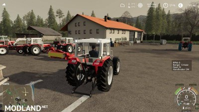 STEYR 8075 RS2 v 1.1, 8 photo