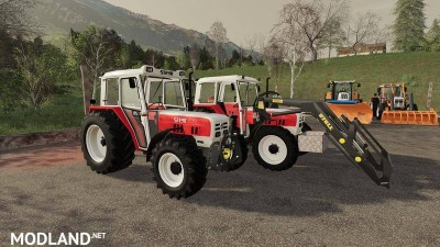 STEYR 8075 RS2 v 1.1, 1 photo