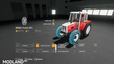STEYR 8080 Turbo SK1 v 1.3, 4 photo