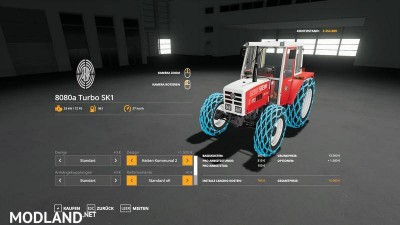 STEYR 8080 Turbo SK1 v 1.3, 5 photo