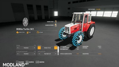 STEYR 8080 Turbo SK1 v 1.3, 7 photo