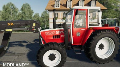 STEYR 8080 Turbo SK1 v 1.3, 8 photo